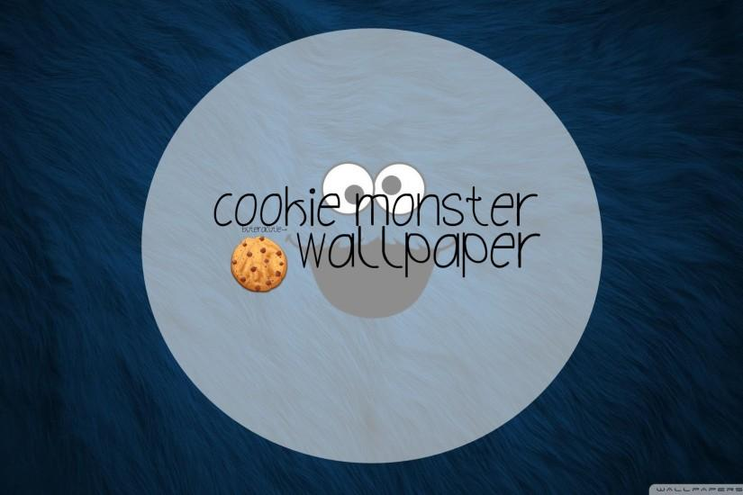 Cookie Monster Wallpaper by buteracutie Cookie Monster Wallpaper by  buteracutie