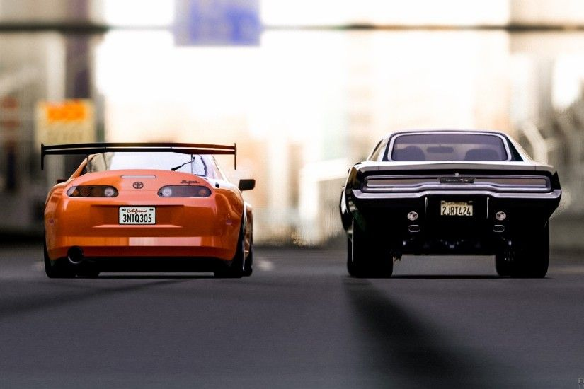 wallpaper cars · duel · Charger · Dodge · Vin Diesel · Fast and Furious