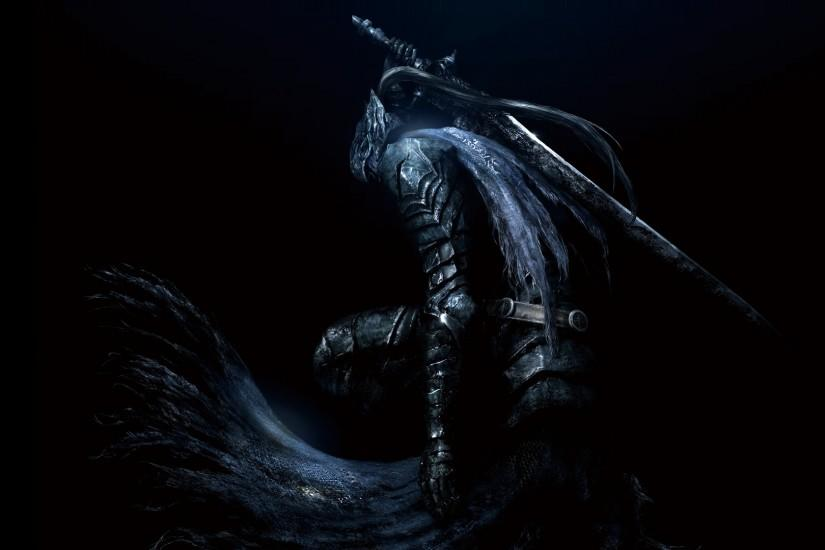 Artorias The Abysswalker Dark Souls Fantasy Art Video Games Wallpaper ...