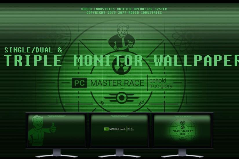 Dual Monitor Wallpaper Video Game 183 ① Download Free Amazing
