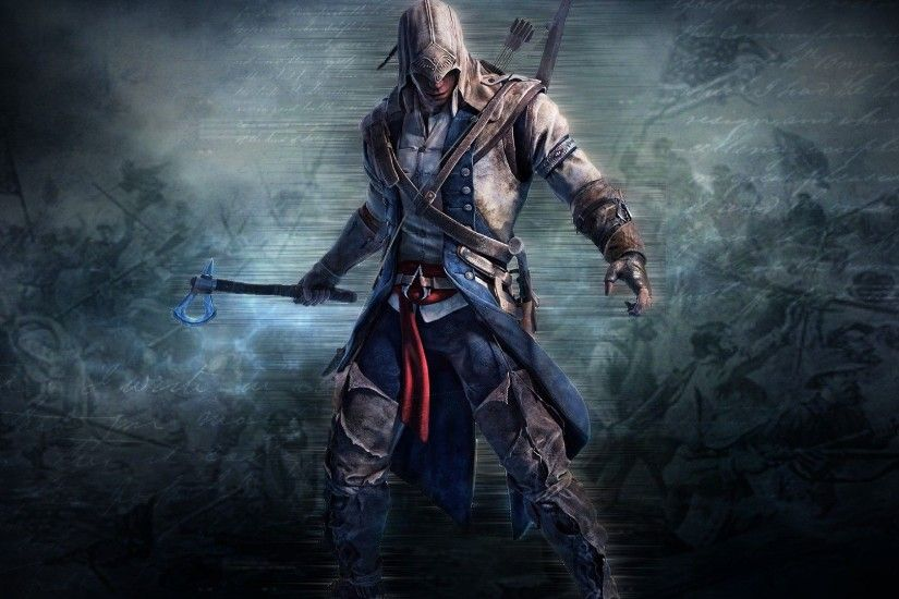 assassin's creed connor wallpaper for android ile ilgili görsel sonucu