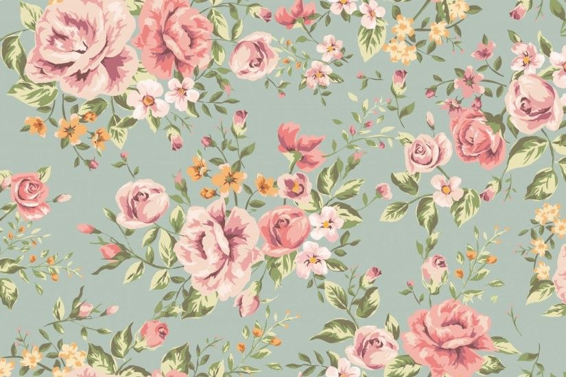 ... Vintage Flower Hd Backgrounds. Download