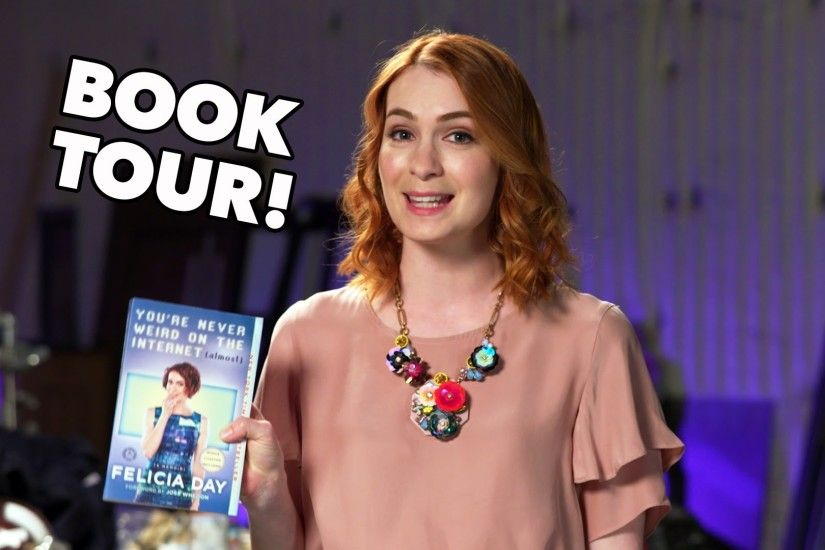 FELICIA DAY's Going on Tour!