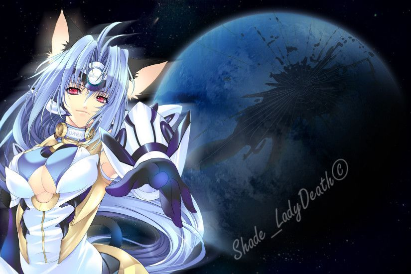 ... Xenosaga Neko Kosmos by Shade-LadyDeath