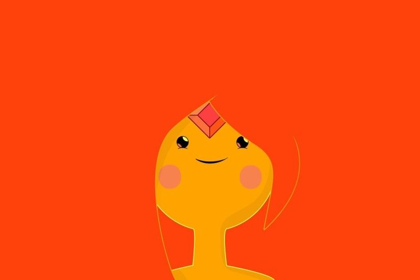 Download Adventure Time Flame Princess Wallpaper Gallery