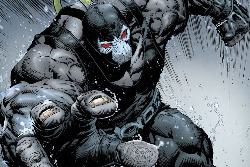 Comics - Batman Bane (Batman) Wallpaper