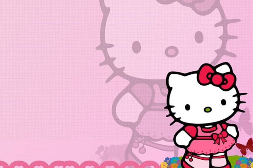 hello kitty wallpapers free