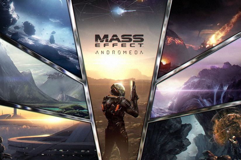 Video Game - Mass Effect: Andromeda Wallpaper