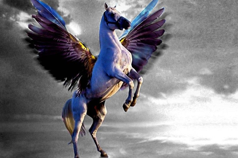Full HD Widescreen Pegasus Wallpapers, T4.Themes Gallery