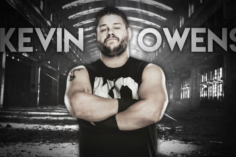 Kevin Owens Wallpaper by Jahuxdx 1920x1080