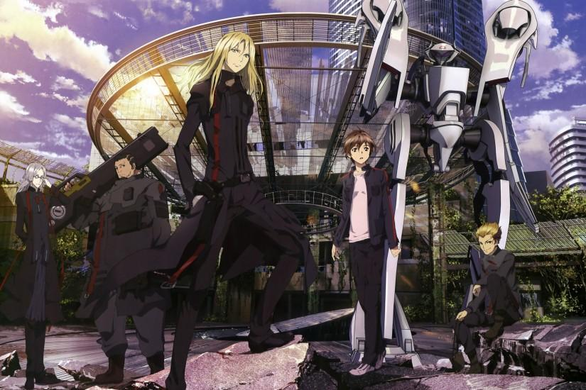 a happy mess •: Guilty Crown.