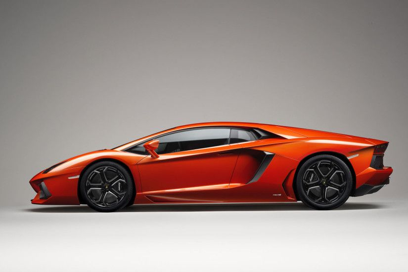 Daily Wallpaper: Lamborghini Aventador LP 700-4 | I Like To Waste My Time