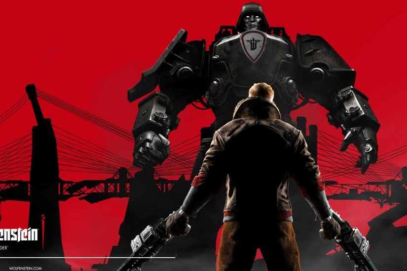 Wolfenstein: The New Order in the 3rd wallpaper listed in HD and wide sizes