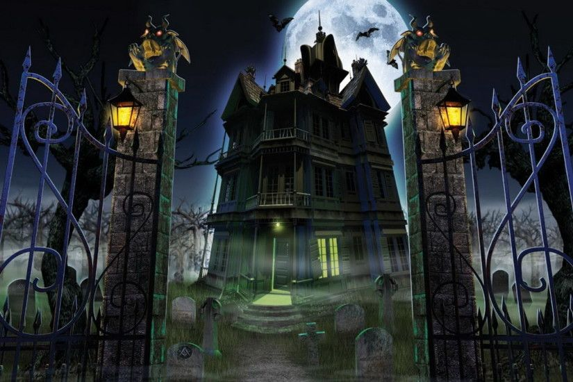 Halloween Horror HD Wallpapers