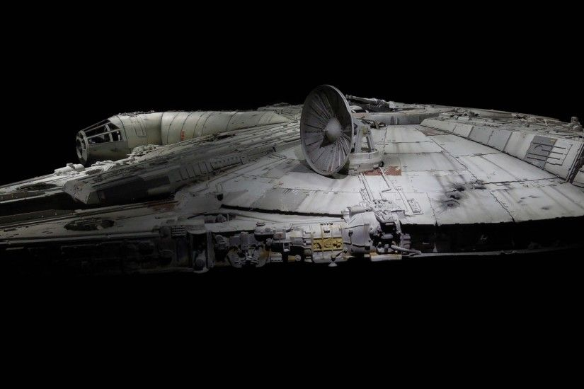 Star Wars: The Millennium Falcon [3440x1440] ...