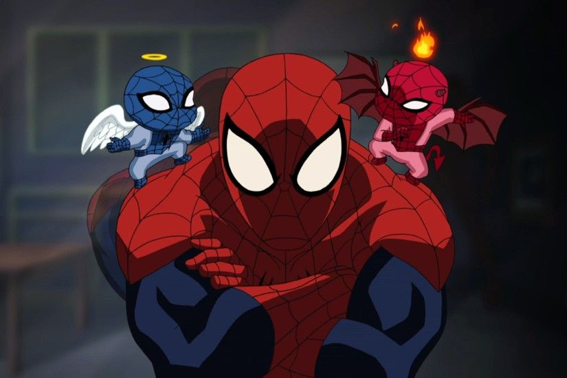 4: Ultimate Spider-Man