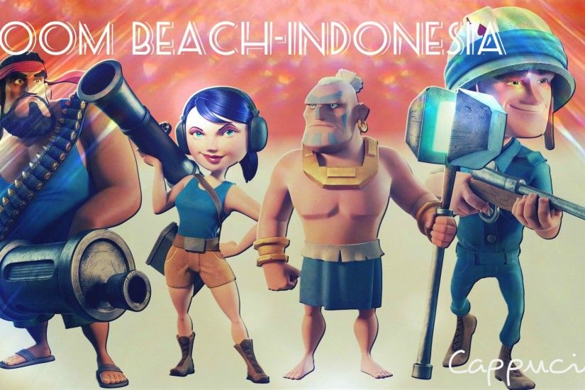 Download Boom Beach Wallpaper Desktop #z6r500