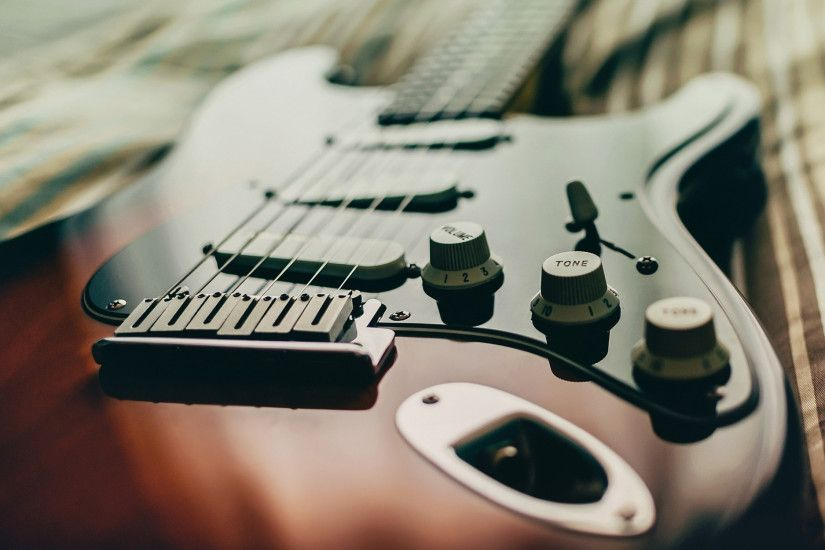 2560x1600 Wallpaper guitar, music, strings, bass guitar, electric guitar