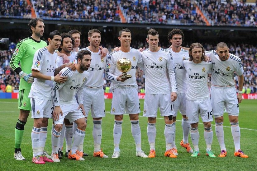 Real Madrid FC 2014 Winner | Wallpapers HD | Wallpaper High Quality