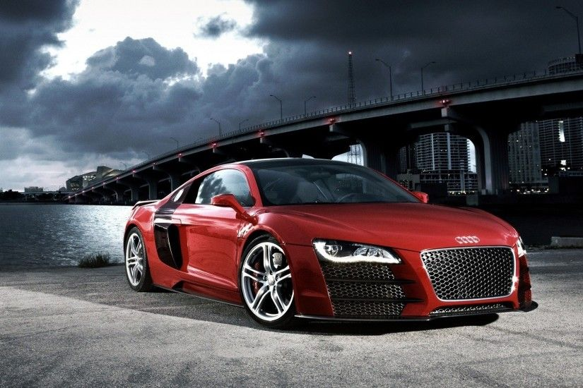 Audi R8, Audi, Supercars Wallpapers HD / Desktop and Mobile Backgrounds
