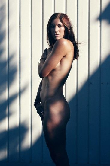 Hope Solo Shirtless Wallpaper HD