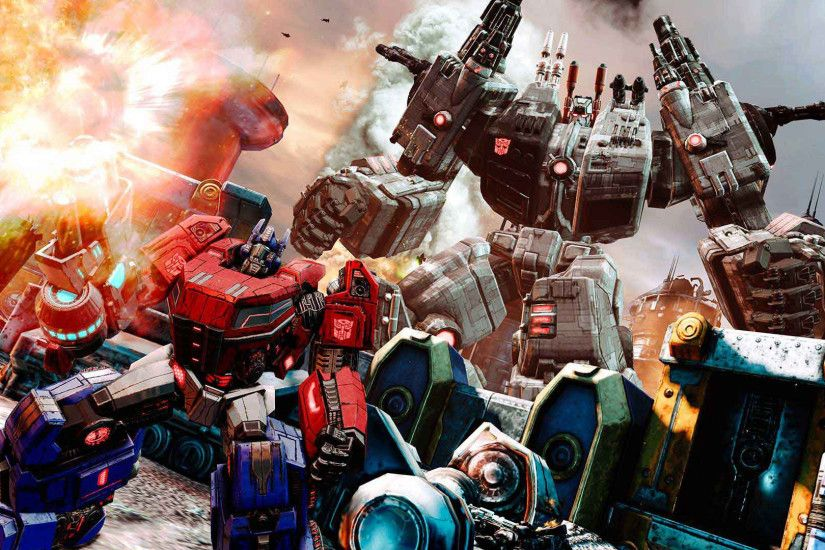 TRANSFORMERS: Fall of Cybertron Screenshot 9