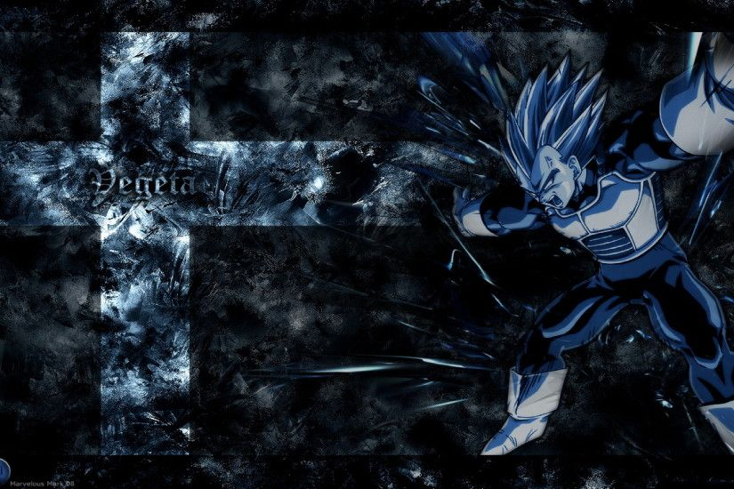 wallpapers de vegeta en hd