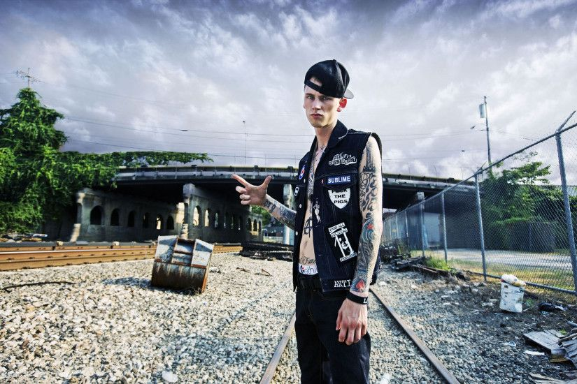 ... Machine Gun Kelly talks sophomore album and new single 'Till I Die' |  cleveland ...