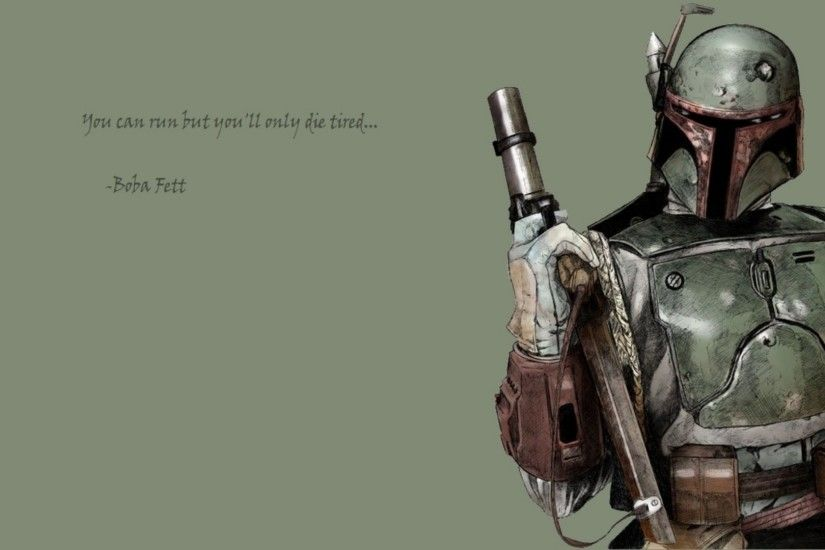 Boba Fett - Star Wars HD Wallpaper 1920x1080