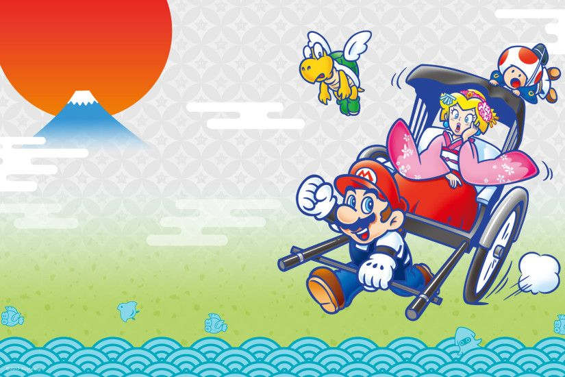... 45 High Quality Nintendo Wallpapers | Full HD Pictures ...