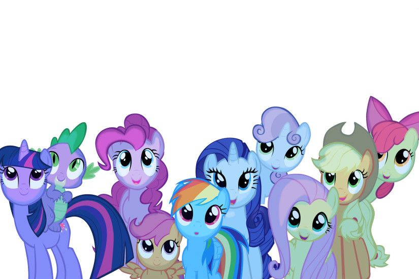 My Little Pony Friendship is Magic [3] wallpaper 2560x1600 jpg
