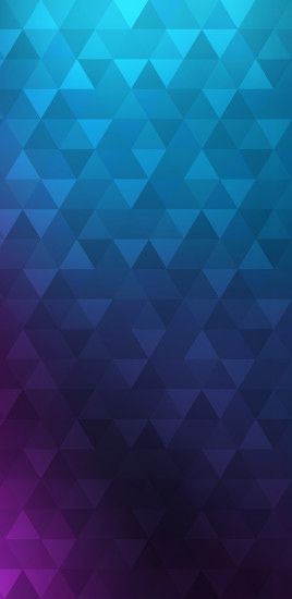 Multicolored purple abstract pattern Galaxy Note 8 Wallpaper