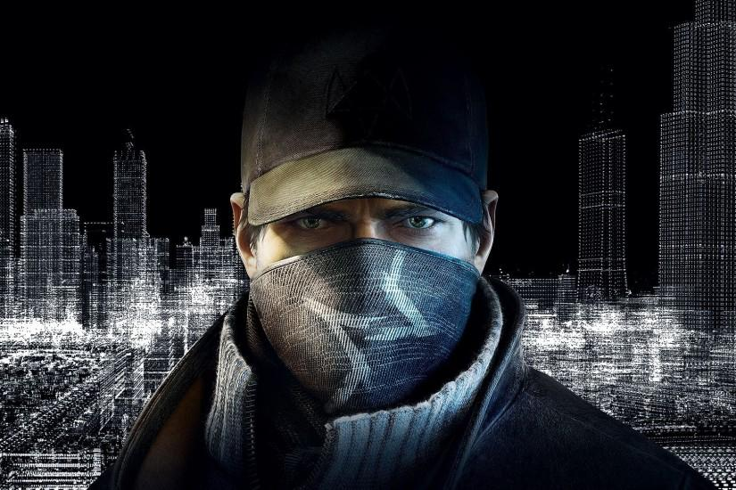 Preview wallpaper watch dogs, aiden pierce, ubisoft montreal, ubisoft  reflections 3840x2160