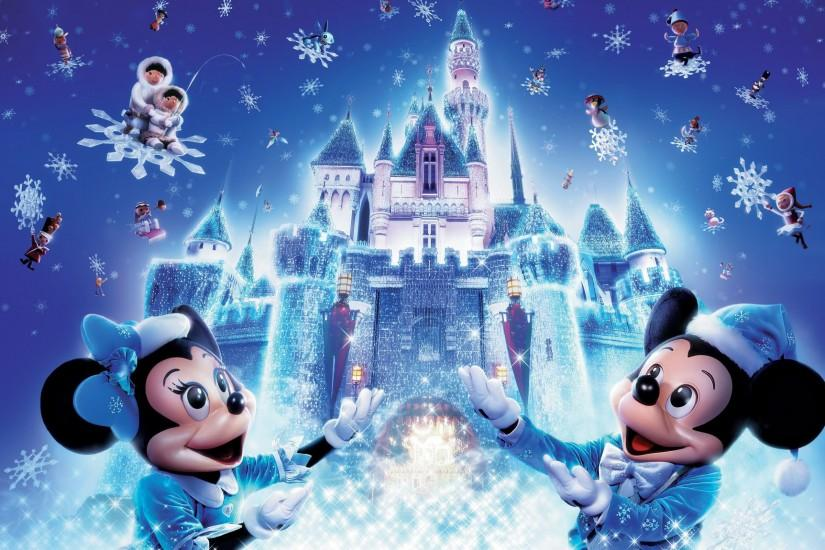 Disney Christmas Wallpapers HD Free Download.