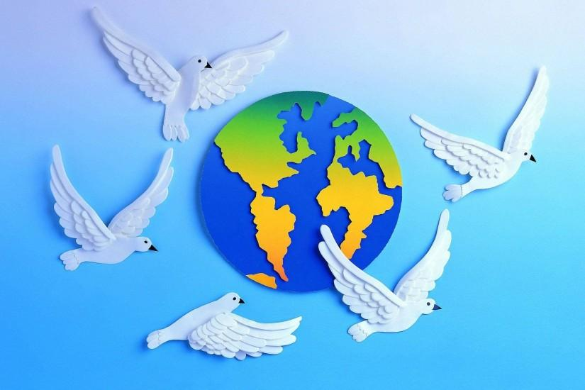 Images For > World Peace Wallpaper