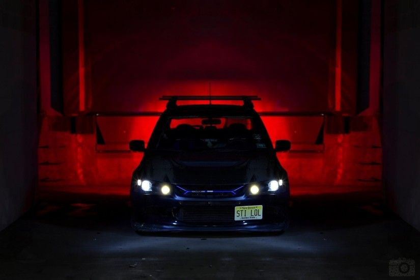 mitsubishi lancer evolution x machine car lights light