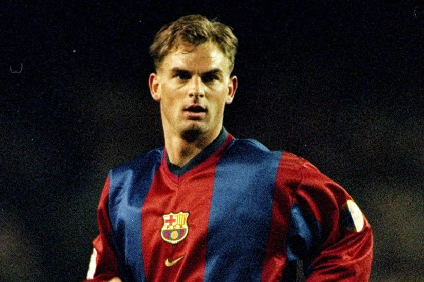 Barcelona Player De Boer