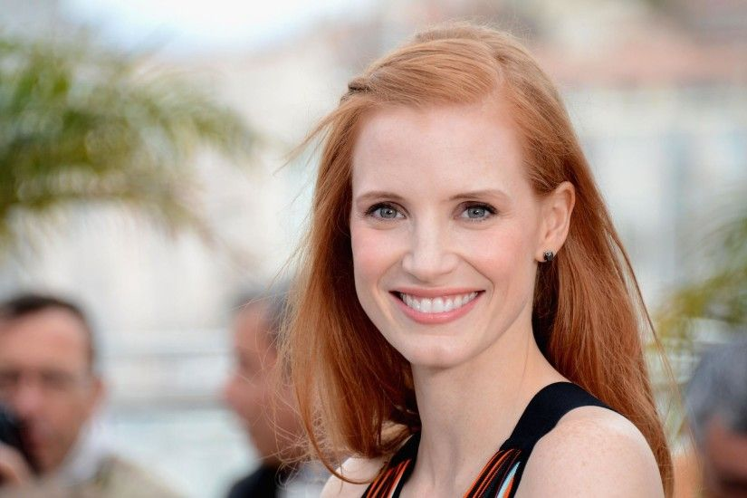 Jessica Chastain Actress Wallpaper 7202