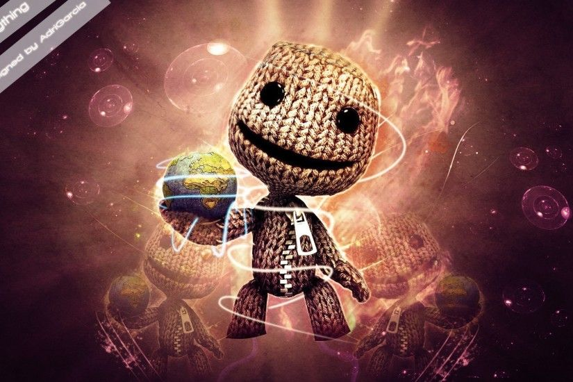 ... LittleBigPlanet Wallpapers - Wallpaper Cave ...