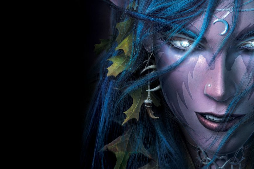 Warcraft 3 Night Elf - WallDevil 46 Elf Wallpapers ...