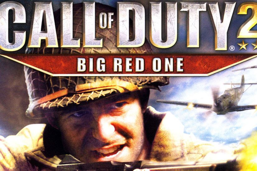 call of duty 2 big red one game