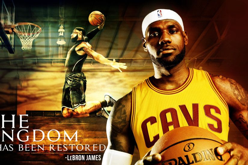 2560x1440 LeBron James