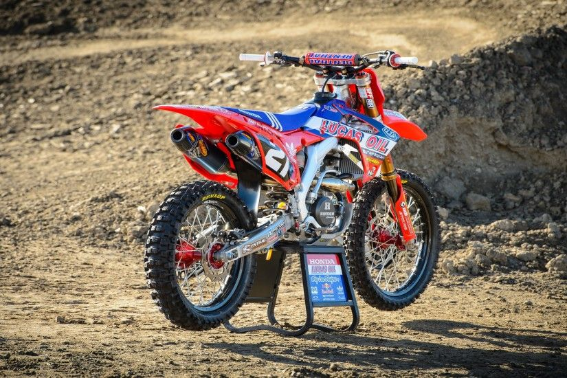 Honda, Troy Lee, Motocross, Dirt Bikes, Motorsports Wallpapers HD / Desktop  and Mobile Backgrounds