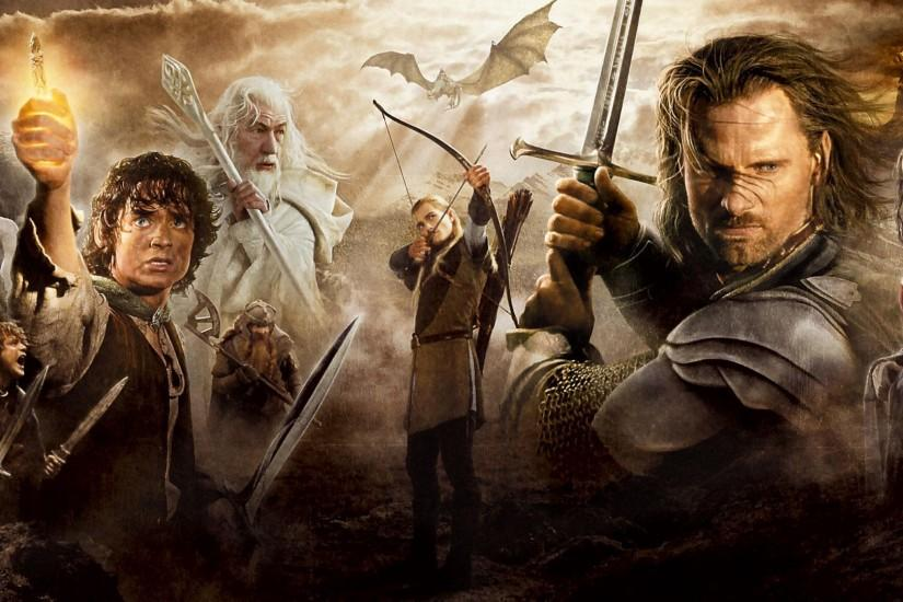 Lord of the Rings wallpaper ·① Download free wallpapers for desktop