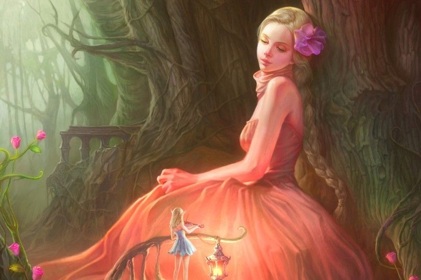 Fairy fairies fantasy girl art artwork wallpaper | 2560x1600 | 670392 |  WallpaperUP
