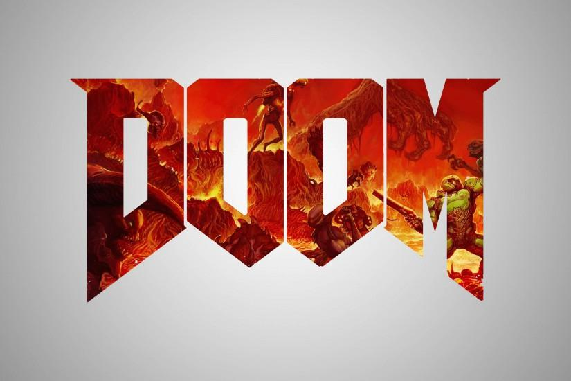 amazing doom wallpaper 3840x2160