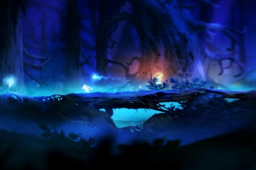 vertical ori and the blind forest wallpaper 1920x1080 for android tablet