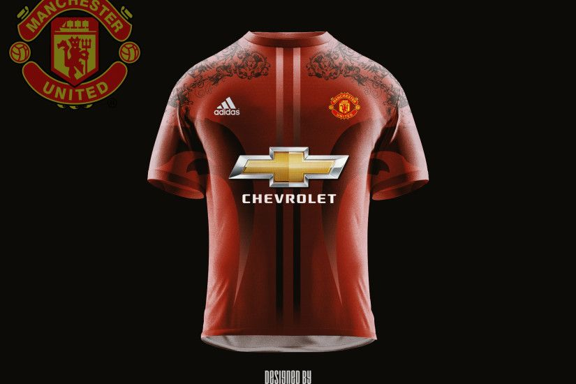 ... Manchester United 2017/2018 (Concept Kit) by Mascariano
