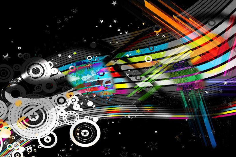 Abstract Art Music Wallpaper 2014