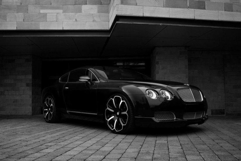 black bentley car wallpaper 15833